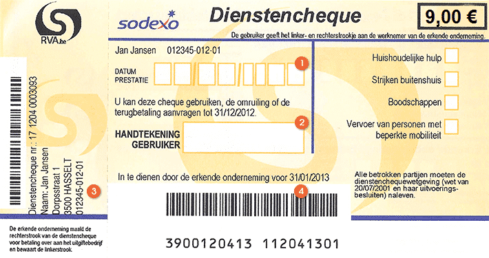 dienstencheque